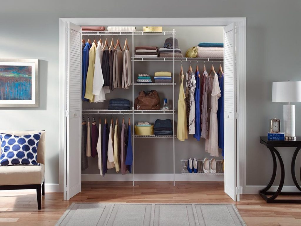 Wardrobe furniture storage solutions wardrobe world for In house storage solutions