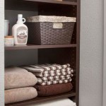 A La Carte Closet: How to Organise Your Linen Closet