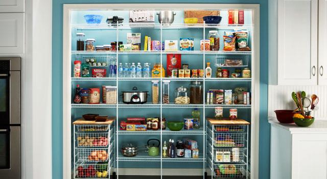 Kitchen Storage Amp Furniture Solutions Wardrobe World