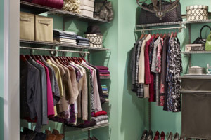 bedroom wardrobe storage systems