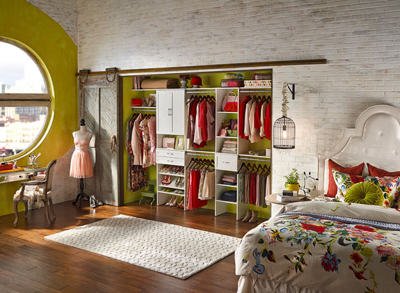 Photo by Closetmaid. Source: Houzz