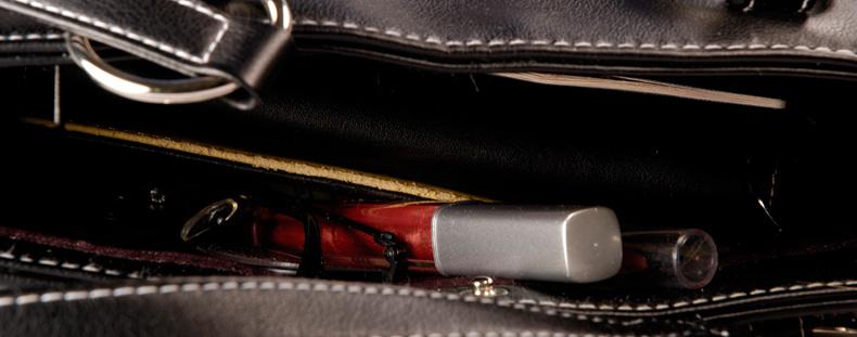 declutter your purse