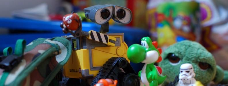 Toys, toys, toys