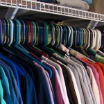 How to Better Organise your Closet by Sorting Clothes
