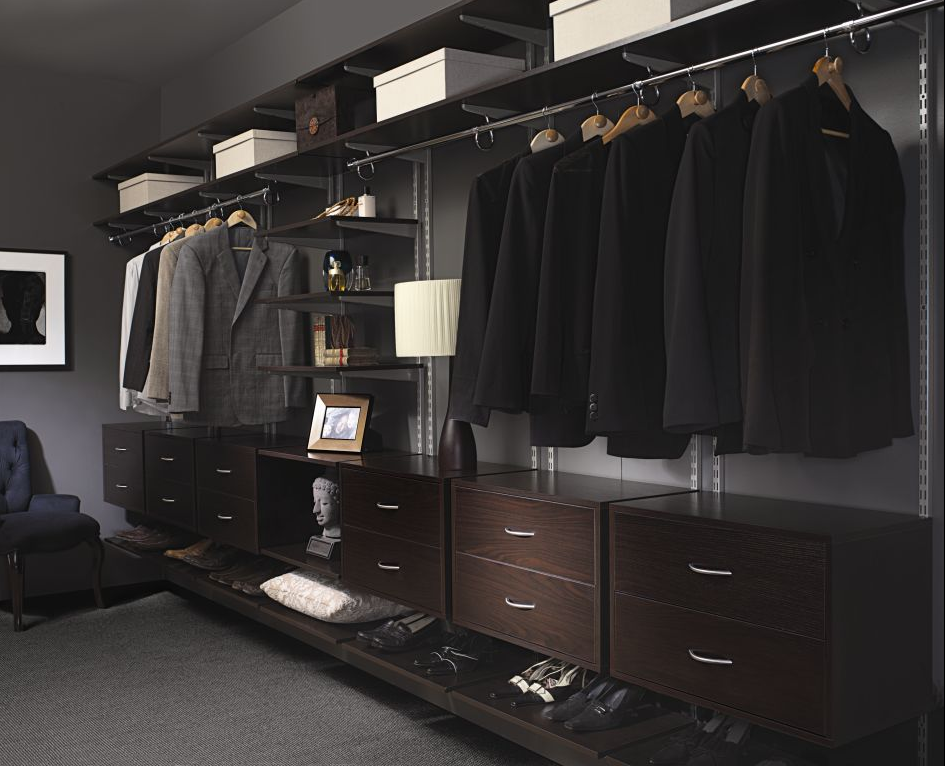 Turn every space in your home into an organised haven with Wardrobe World, customised storage solutions.