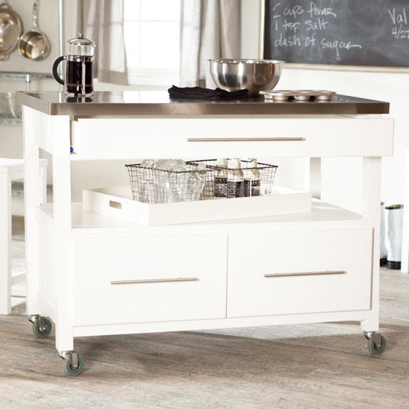 mobile kitchen benchtop