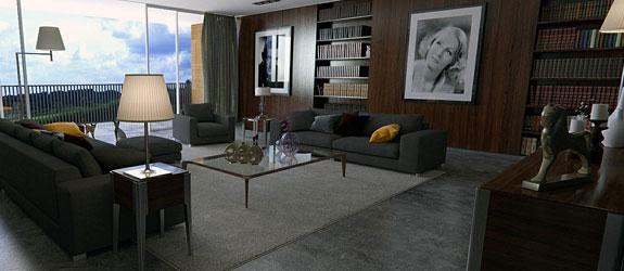 rug-under-furniture