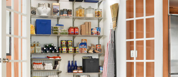 Kitchen pantry. Source: Houzz
